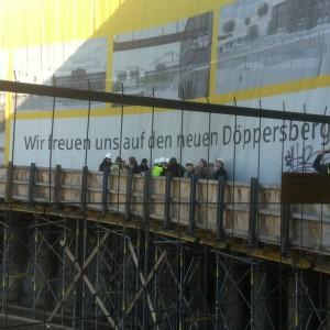 Baustellenbegehung am 16.November mit Döpps105