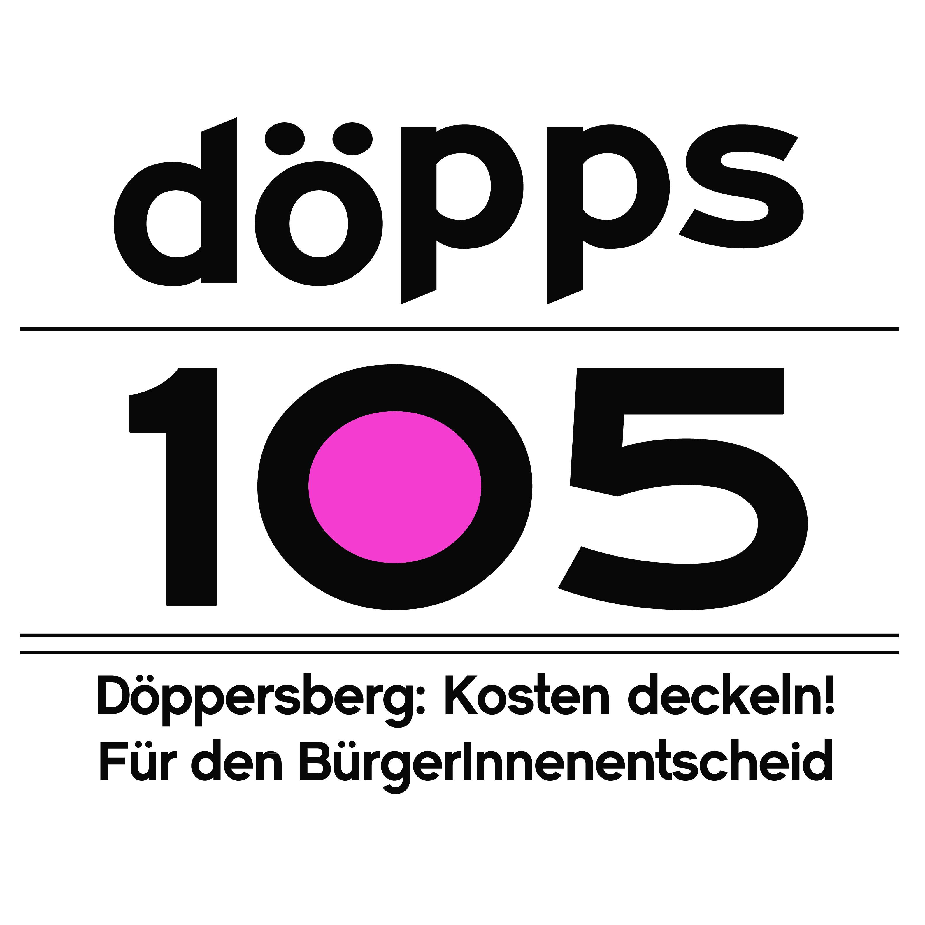 Döppersberg-Umbau - Ja, aber bezahlbar!